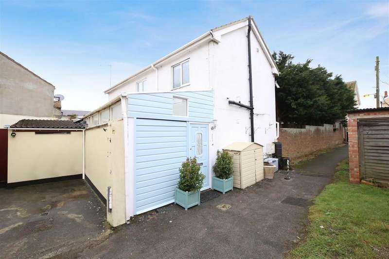 2 Bedrooms House for sale in Berrow Road, Burnham-On-Sea