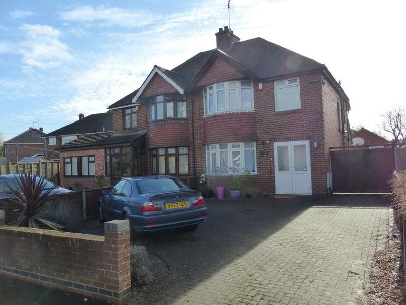 3 Bedrooms Semi Detached House for sale in Cheltenham Road, Longlevens, Gloucester, GL2