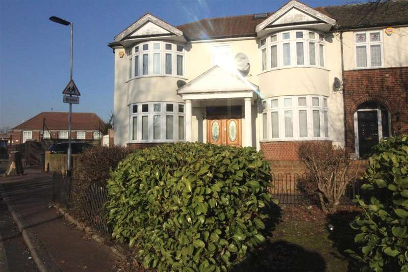 4 Bedrooms Semi Detached House for sale in Westrow Drive, Barking