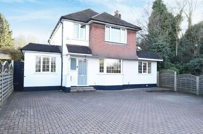3 Bedrooms Detached House for sale in Croydon Road Keston BR2
