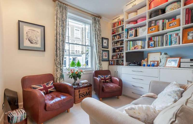 1 Bedroom Apartment Flat for sale in MORETON PLACE, SW1V