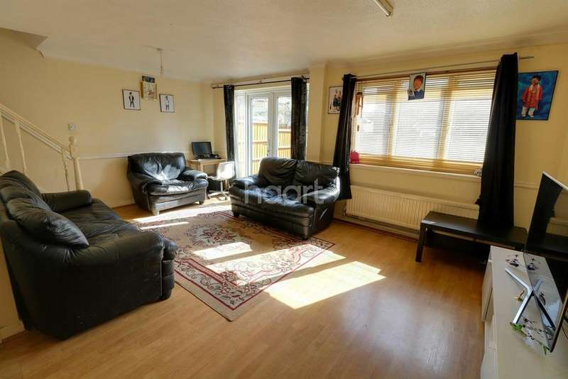3 Bedrooms End Of Terrace House for sale in Hannards Way, Hainault
