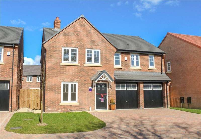 5 Bedrooms Detached House for sale in Stokesley Grange, Stokesley, North Yorkshire