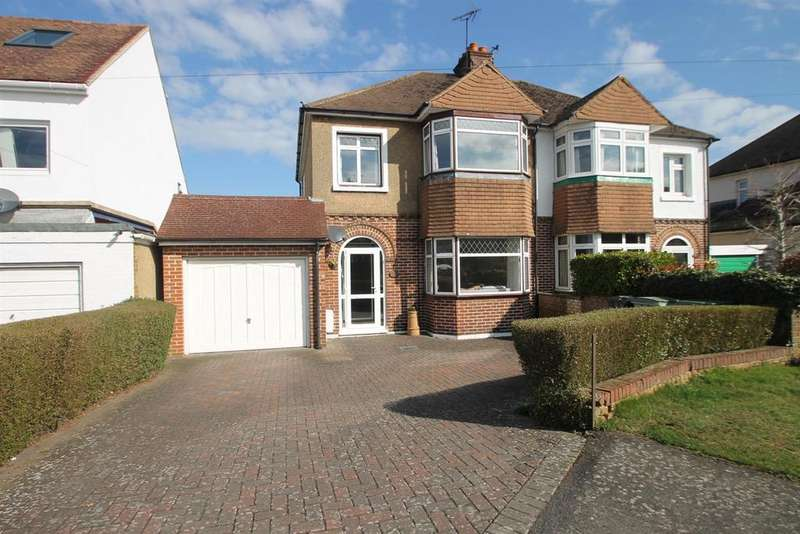 3 Bedrooms Semi Detached House for sale in Heather Drive, Maidstone
