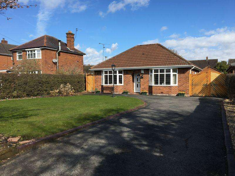 2 Bedrooms Detached Bungalow for sale in Church Lane, Great Sutton