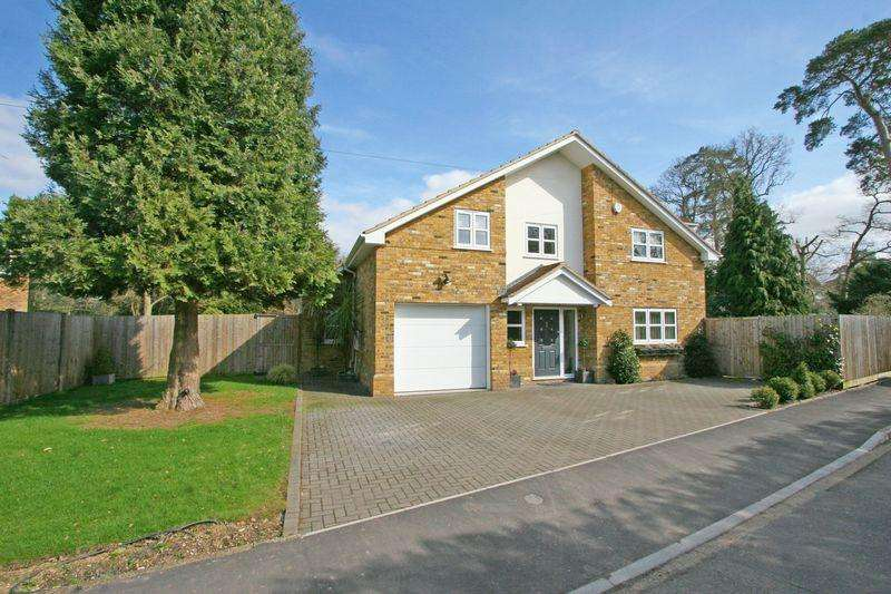 4 Bedrooms Detached House for sale in Badgers Wood, Farnham Common, Buckinghamshire SL2