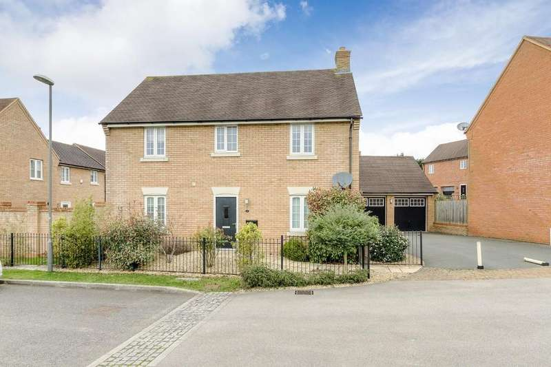 4 Bedrooms Detached House for sale in Ronaldsay, Buckingham