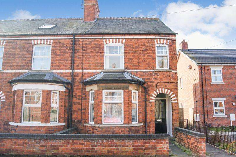2 Bedrooms Terraced House for sale in Coronation Street, Balderton