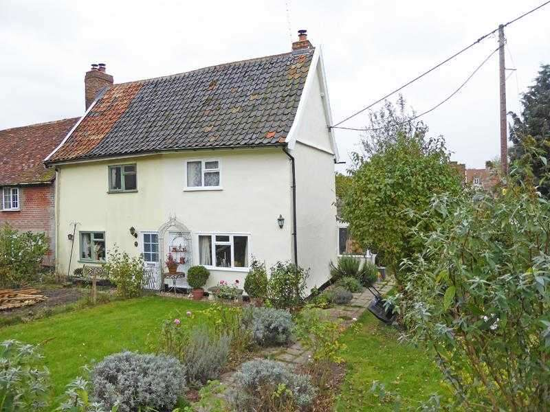 2 Bedrooms Cottage House for sale in Church Path, Rattlesden, BURY ST. EDMUNDS IP30 0RG