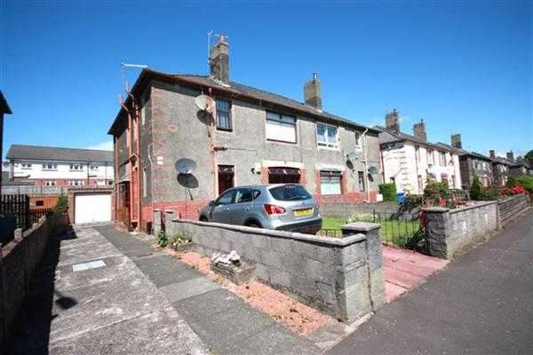 2 Bedrooms Apartment Flat for sale in Wilson Street, Ayr