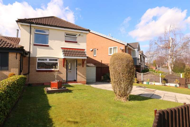 3 Bedrooms Semi Detached House for sale in Thornley Lane South, Stockport, SK5