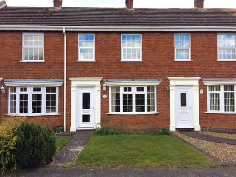 2 Bedrooms Mews House for sale in Pangbourne Close, Nuneaton, Warwickshire. CV11 6HQ