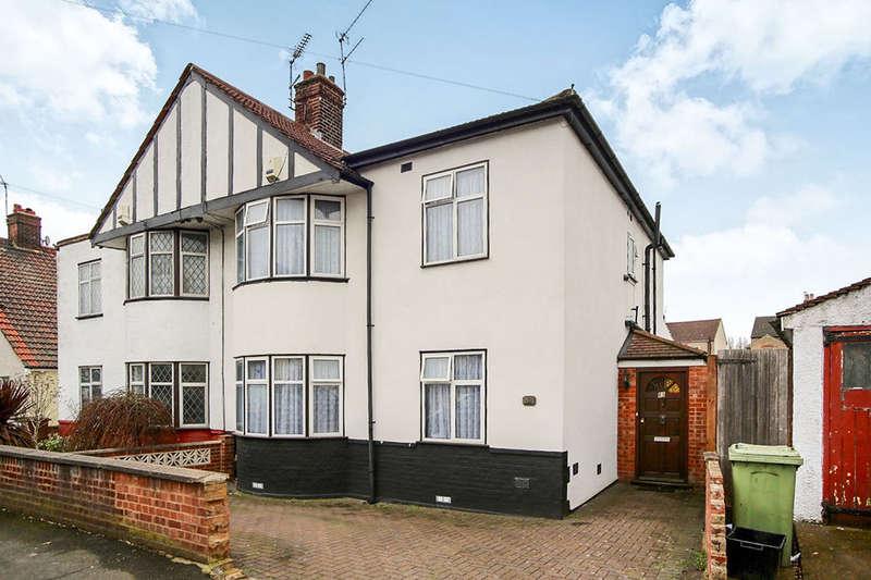 5 Bedrooms Semi Detached House for sale in Pembroke Road, Erith, DA8
