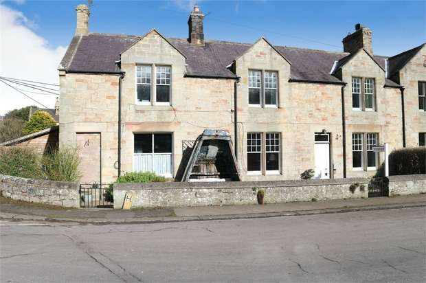 4 Bedrooms End Of Terrace House for sale in Warenford, Belford, Northumberland