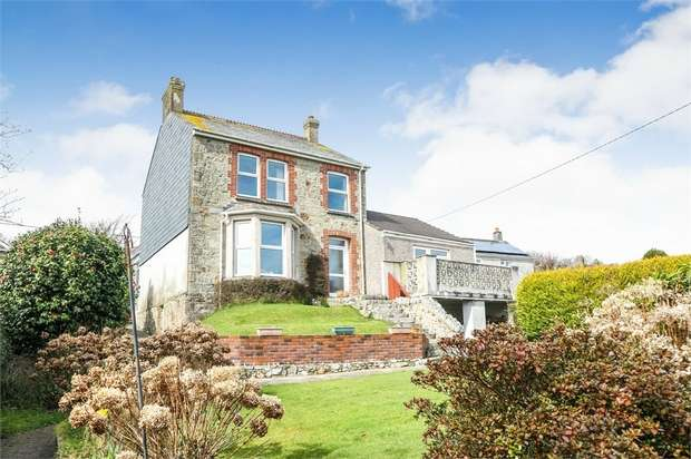 5 Bedrooms Detached House for sale in Bosinver Lane, Polgooth, St Austell, Cornwall