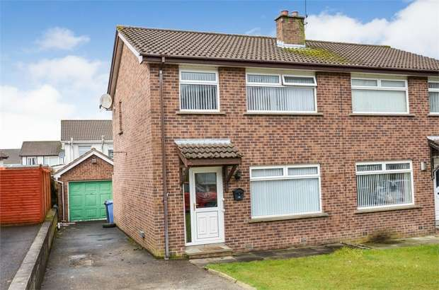 3 Bedrooms Semi Detached House for sale in Fountain Lane, Antrim