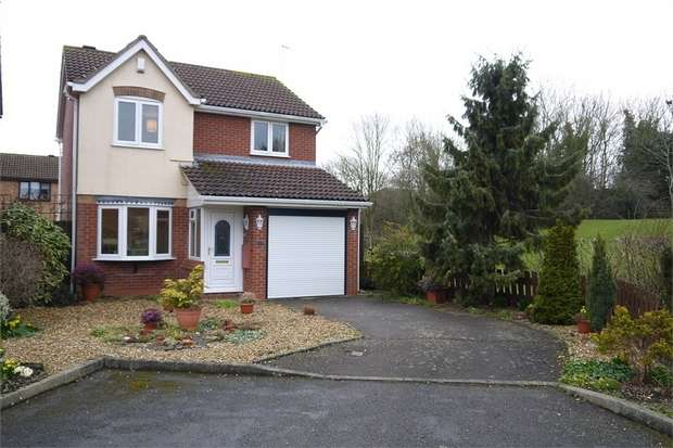 3 Bedrooms Detached House for sale in Medway Close, Market Harborough, Leicestershire