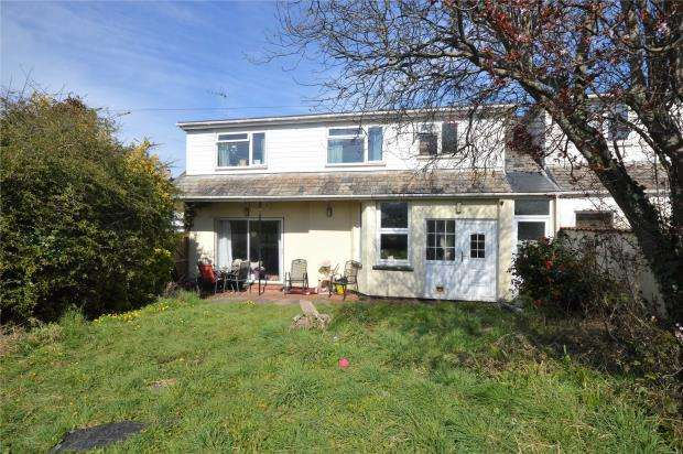 4 Bedrooms Semi Detached House for sale in Madeira Villas, Exmouth, Devon