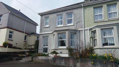 3 Bedrooms Semi Detached House for sale in St. Blazey, Par, Cornwall