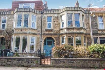 4 Bedrooms Terraced House for sale in Wick Road, Brislington, Bristol