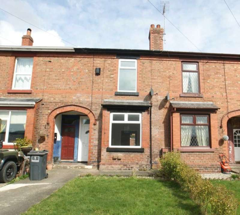 2 Bedrooms Terraced House for sale in Rose Mount, Brook Street, Buckley, CH7 2AW.