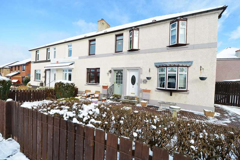 3 Bedrooms Terraced House for sale in Roman Road, Motherwell