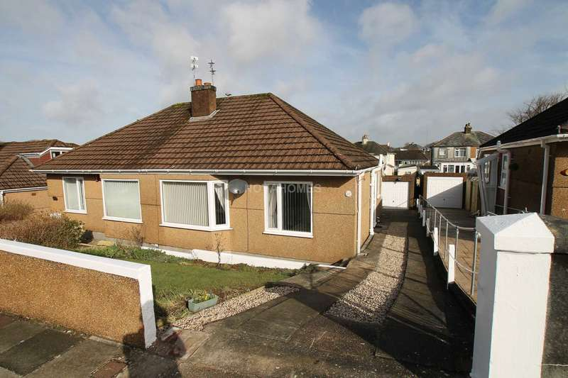 2 Bedrooms Semi Detached House for sale in Grainge Road, Crownhill, PL6 5LB