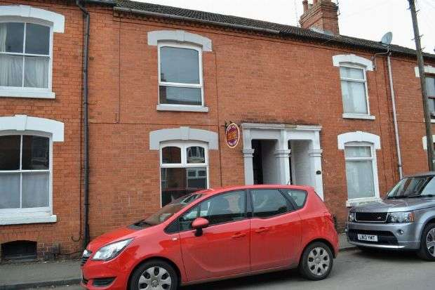 3 Bedrooms Terraced House for sale in Milton Street, Poets Corner, Northampton NN2 7JG