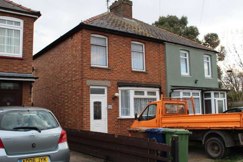 3 Bedrooms Semi Detached House for sale in Staithe Road, Walsoken, Wisbech, Cambs, PE13 3TF