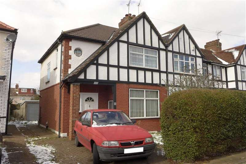 3 Bedrooms Semi Detached House for sale in Hibbert Road, Harrow, Middlesex
