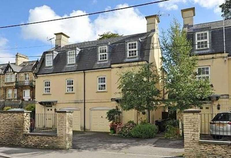 4 Bedrooms Semi Detached House for sale in Stokes Road, Corsham