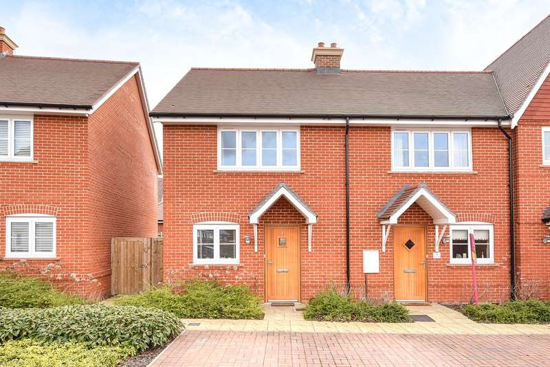 2 Bedrooms End Of Terrace House for sale in Culver Grove, Wokingham, RG40