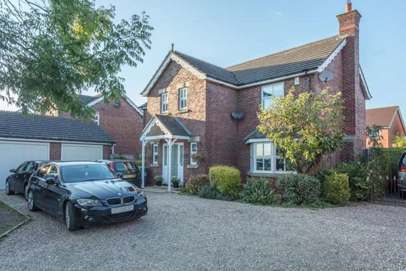 4 Bedrooms Detached House for sale in Town Road, Sleaford, Lincolnshire, NG34