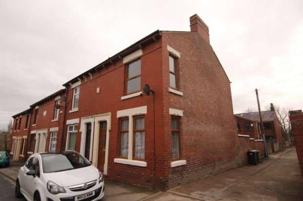 3 Bedrooms Terraced House for sale in Fenton Road, Preston, PR2