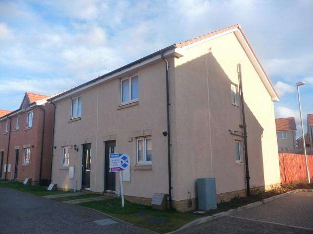 2 Bedrooms Semi Detached House for sale in Brodie Road, Dunbar, EH42