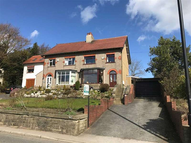 4 Bedrooms Semi Detached House for sale in Gisburn Road, Blacko, Lancashire