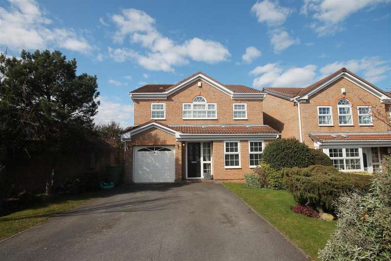 4 Bedrooms Detached House for sale in Winsford Court, Ingleby Barwick