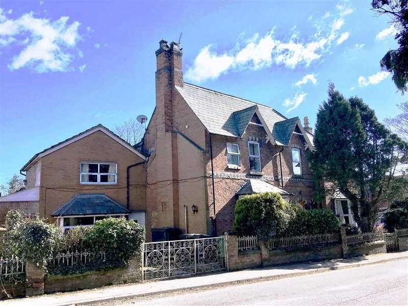 5 Bedrooms Semi Detached House for sale in Tilstock, Whitchurch