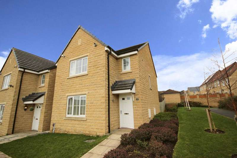 3 Bedrooms Detached House for sale in 23 Hops Drive, Huddersfield HD1 5AD