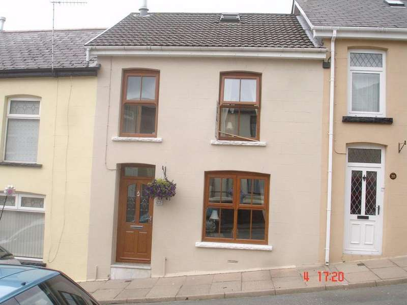 3 Bedrooms Terraced House for sale in Suffolk Place, Ogmore Vale, Bridgend, CF32