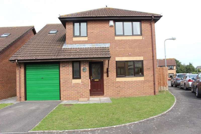 4 Bedrooms Detached House for sale in Warlow Close, St Athan, CF62