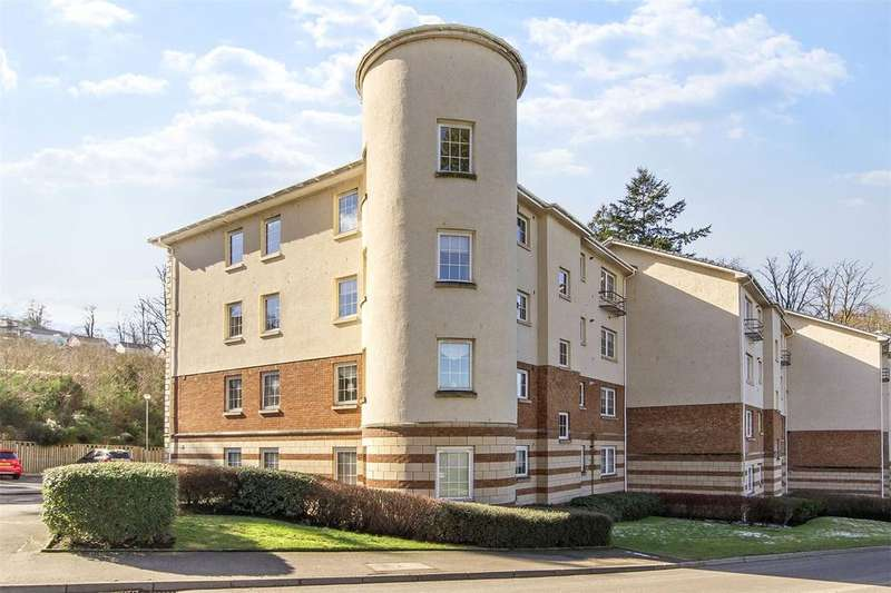 3 Bedrooms Flat for sale in Flat 3/2, 6 Silver Birch Wynd, Port Glasgow, Inverclyde, PA14