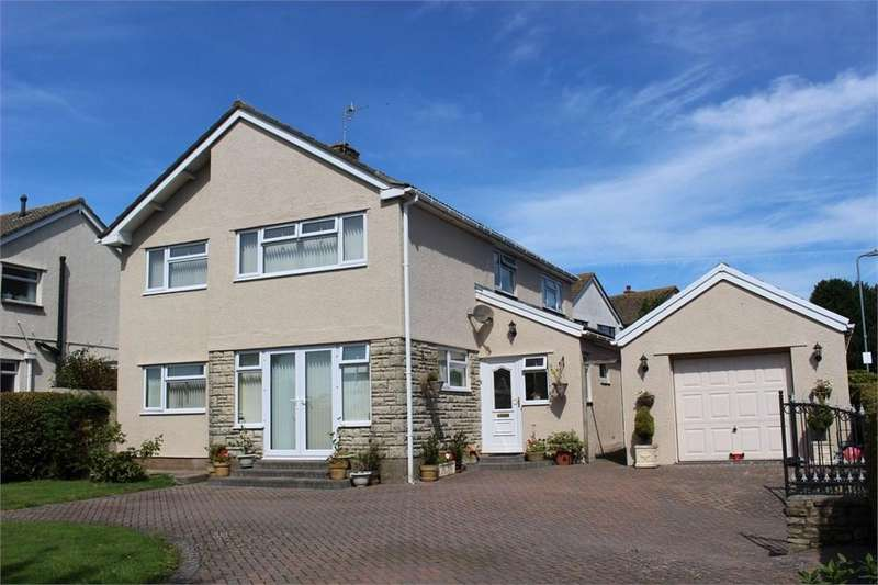 4 Bedrooms Detached House for sale in Boverton Road, Llantwit Major, CF61