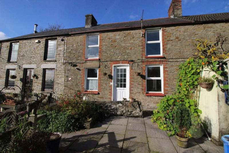 2 Bedrooms Cottage House for sale in Insole Terrace , Llantrisant , PONTYCLUN, CF72