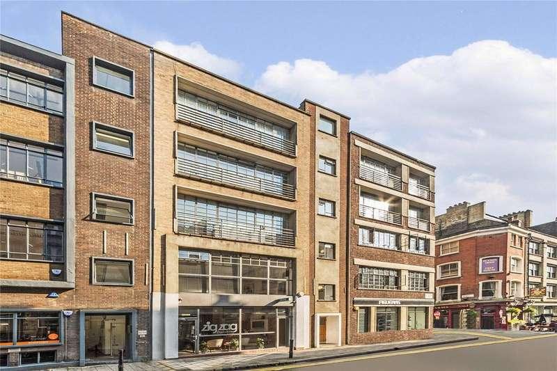 2 Bedrooms Flat for sale in Great Sutton Street, Clerkenwell, London