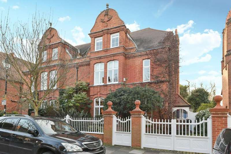 6 Bedrooms Detached House for sale in Queen Annes Grove, Chiswick