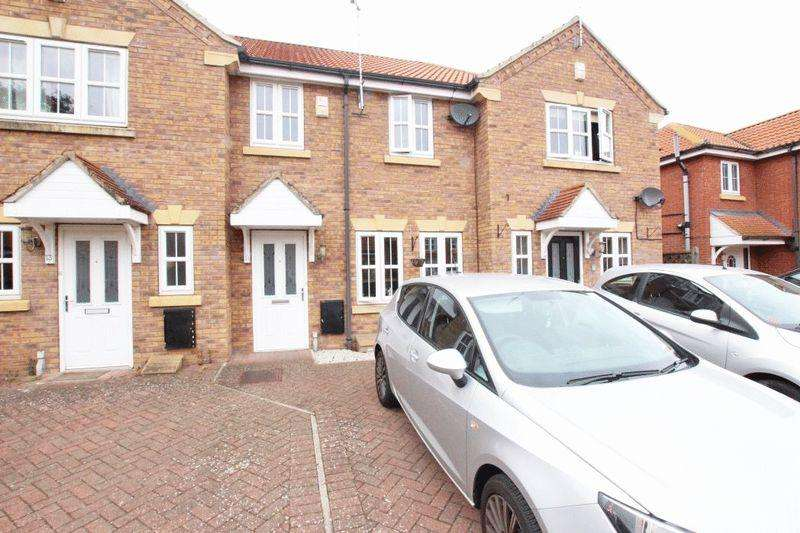 3 Bedrooms Terraced House for sale in CORNFLOWER CLOSE, HEALING