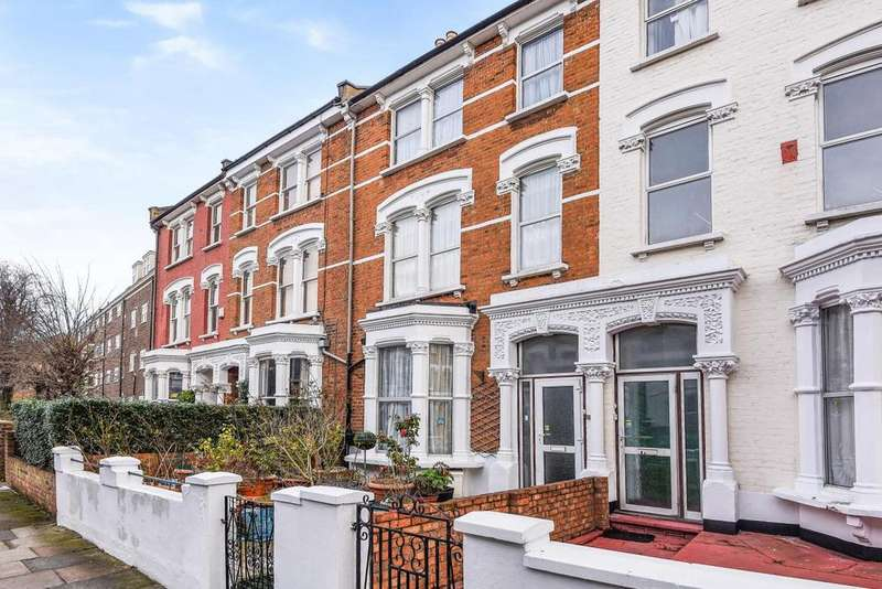 5 Bedrooms Terraced House for sale in Connaught Road, Stroud Green