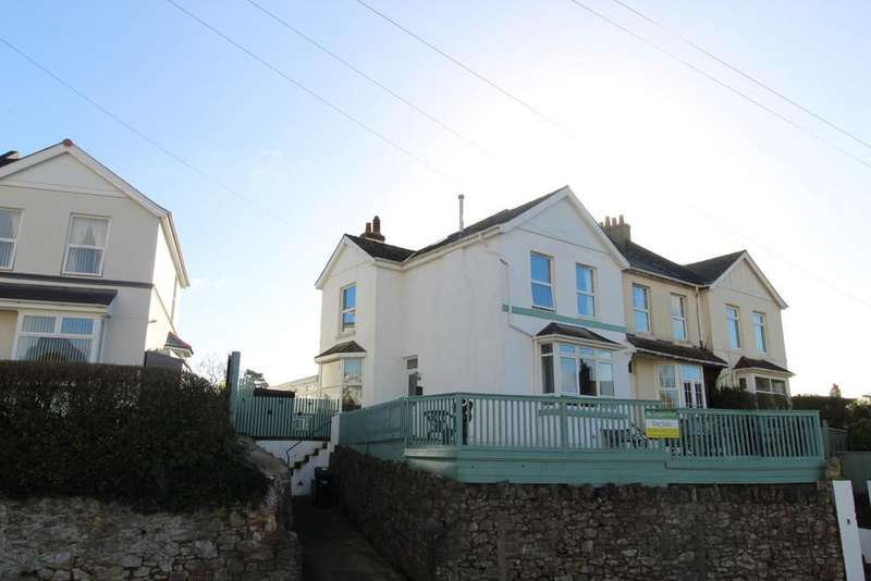 4 Bedrooms End Of Terrace House for sale in Hill Park Road, Torquay