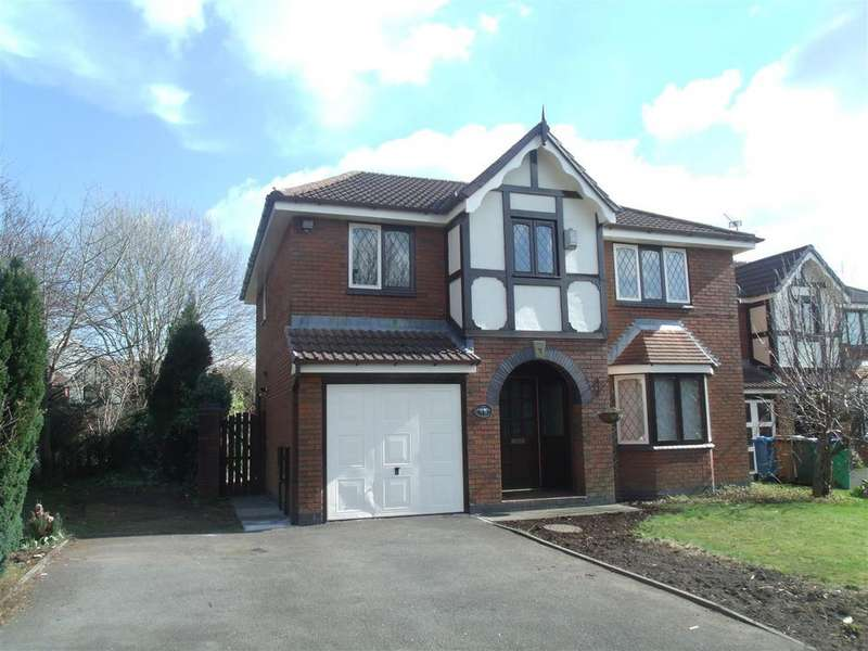 4 Bedrooms Detached House for rent in Brookbank Close, Alkrington